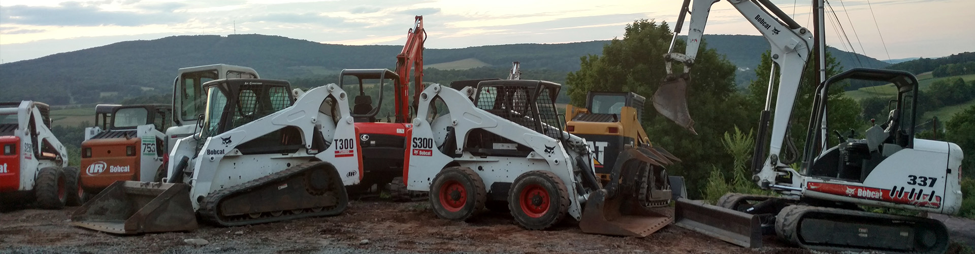 Used Bobcat, CAT Equipment For Sale
